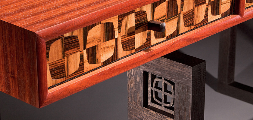 custom fine furniture maker and woodworker brian reid furniture