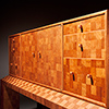 photo of Handcrafted Custom Parquetry Sideboard